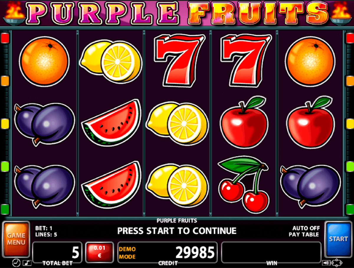 Free spins Fruits - 51874