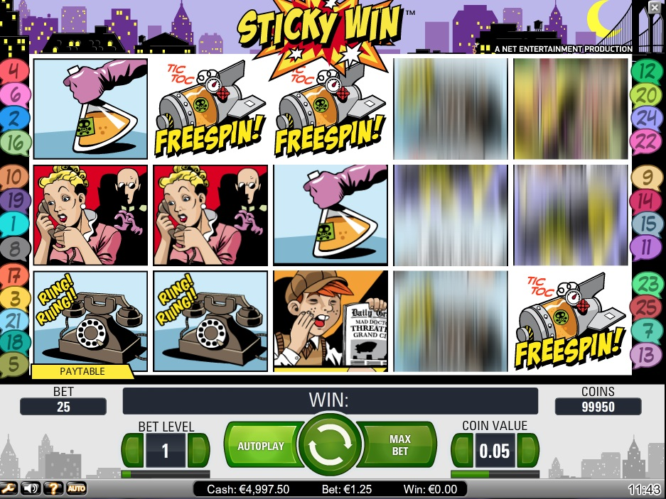 Free spins - 16758