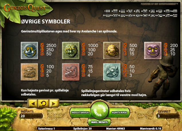 Free spins - 60378