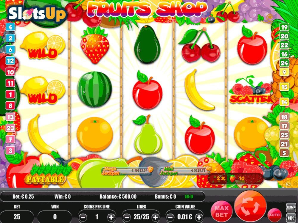 Fruit shop - 57878