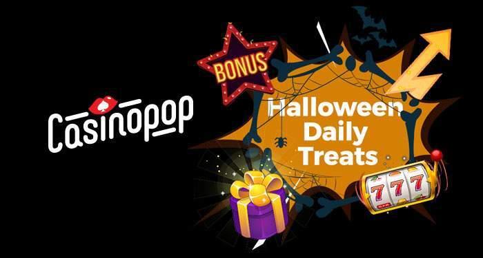 Halloween freespins casino - 3107
