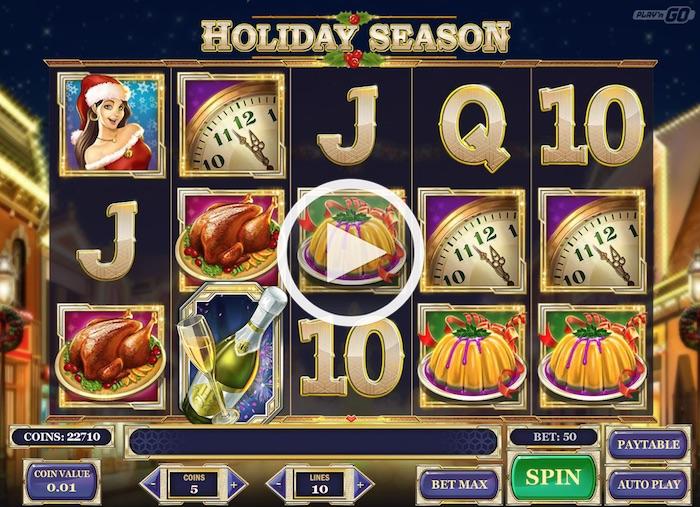 Holiday Season - 99960