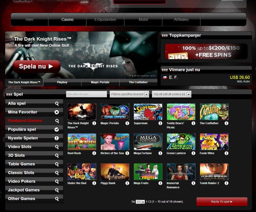 Kvinnor som casinospelare - 38847