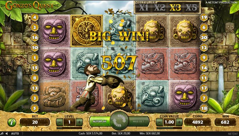Lotteriinspektionen absoluta - 83062