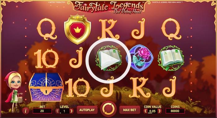 NetEnt online Fairytale - 79493
