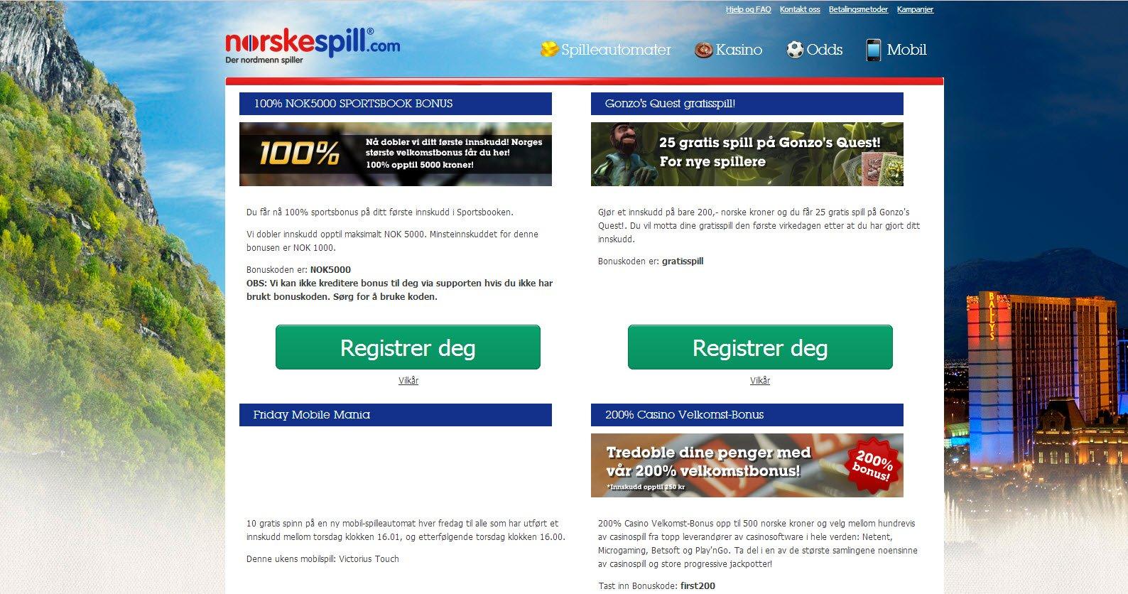 Norska casino encyklopedia - 58267