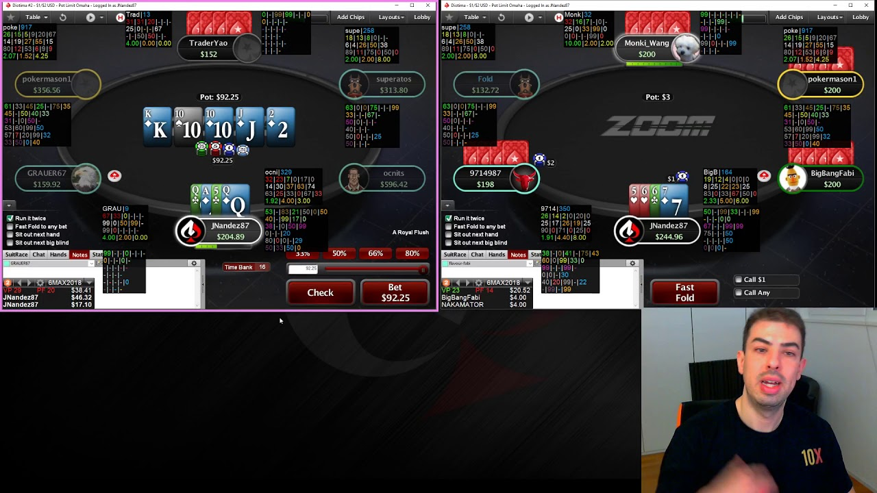 Partypoker live account - 98040