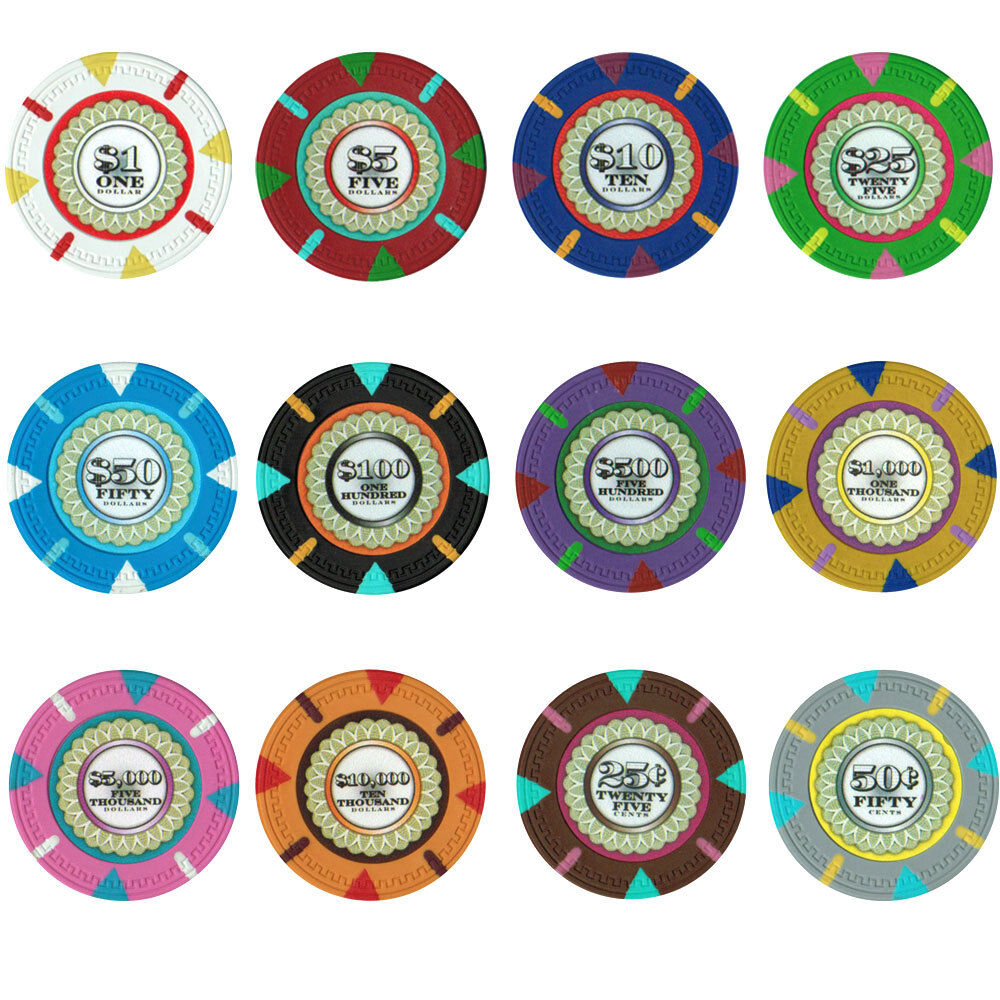 Poker chips OceanBets - 32289