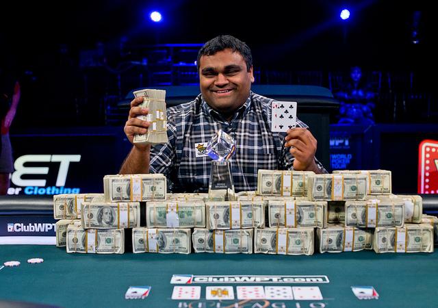 Prize money champions - 84252