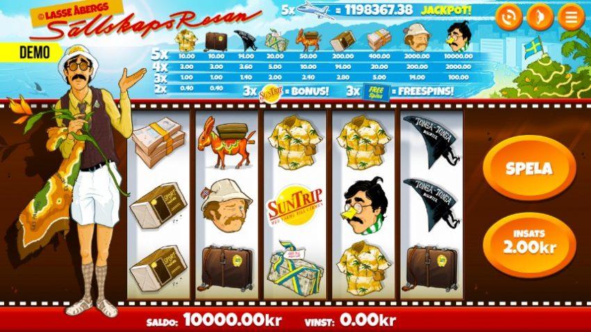 Roliga casino - 48786