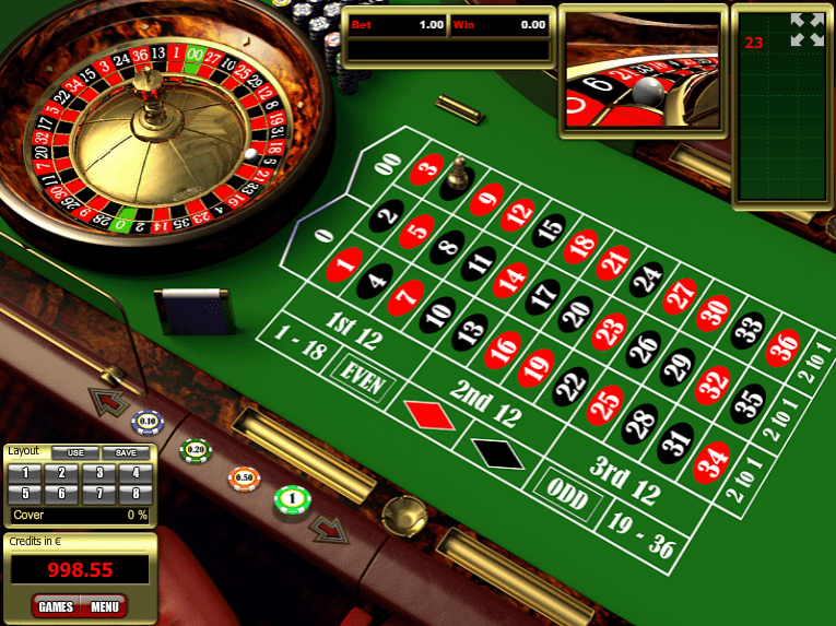 Roulette payout lucka - 75769