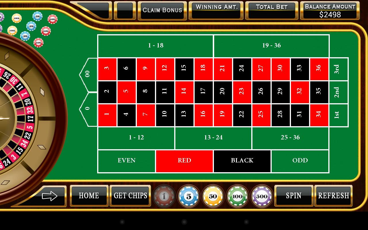 Roulette strategy that - 81053