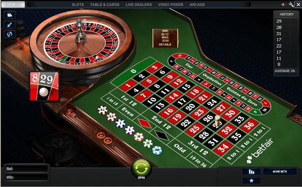 Roulette wheel simulator - 59525