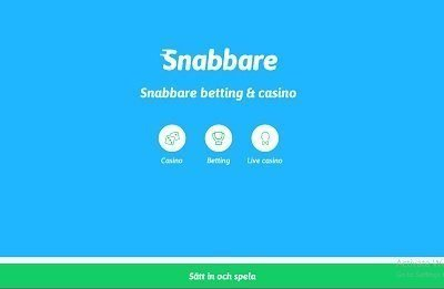 Snabbare casino recension - 14305