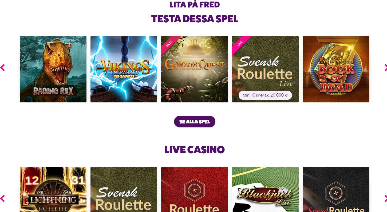 Snabbaste casinot och - 48434