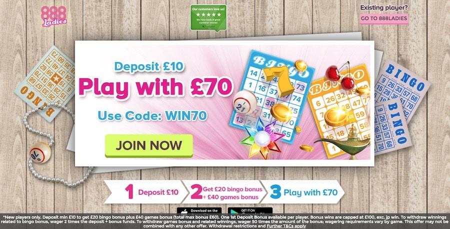 Spel bingo flashback - 80142
