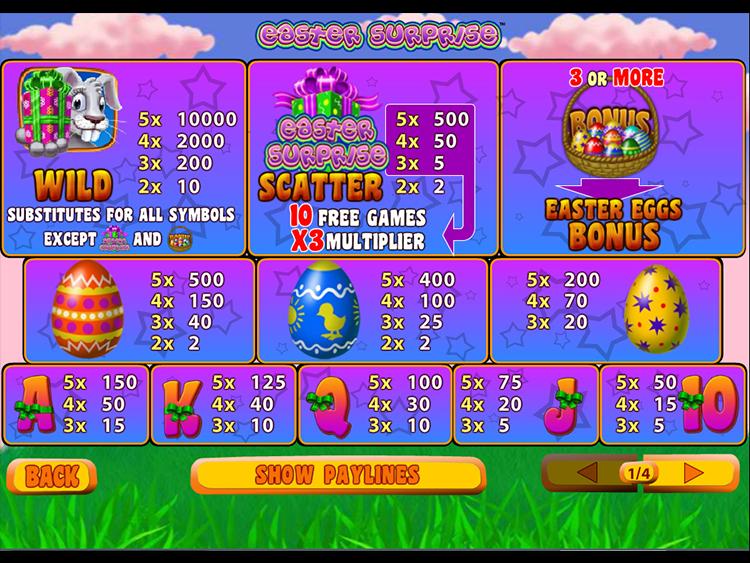 Spela Easter - 81896