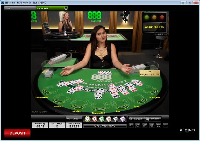 Spela live casino - 95290