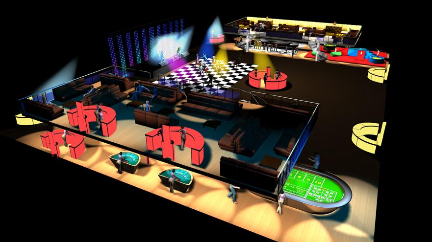 Spelautomat 3D - 65484