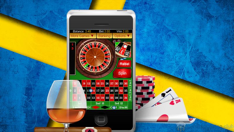 Svensk casino med - 48820