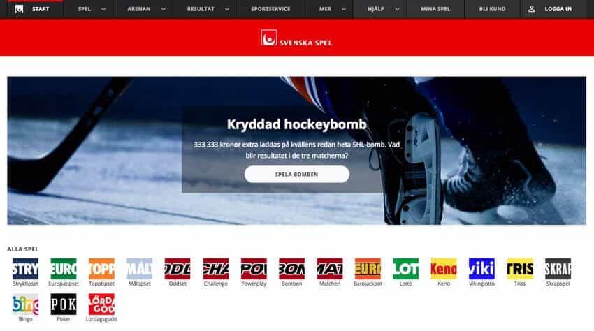 Svenska spelbolag betting - 38995