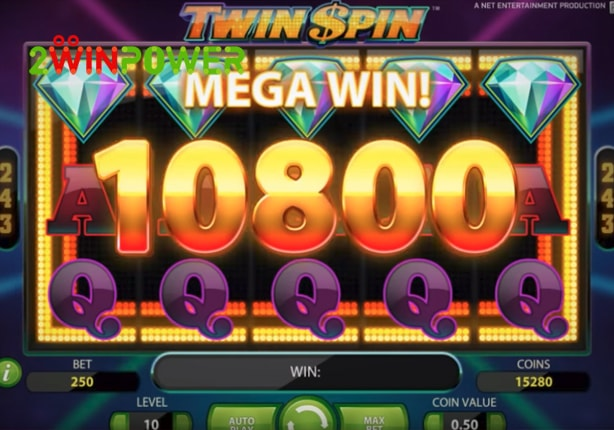 Twin Spin - 10906