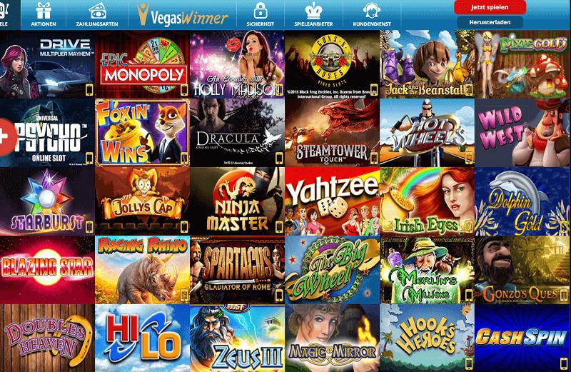 Vegas winner casino - 31257