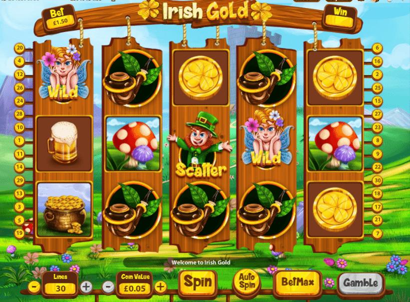Video Irish - 33182