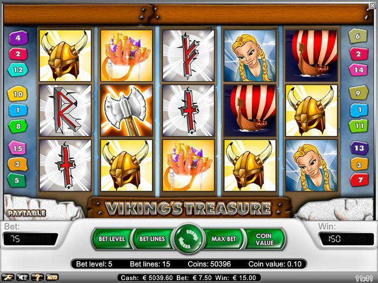 Vikings spel - 27594