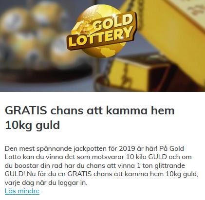 Vinn kg guld - 43219