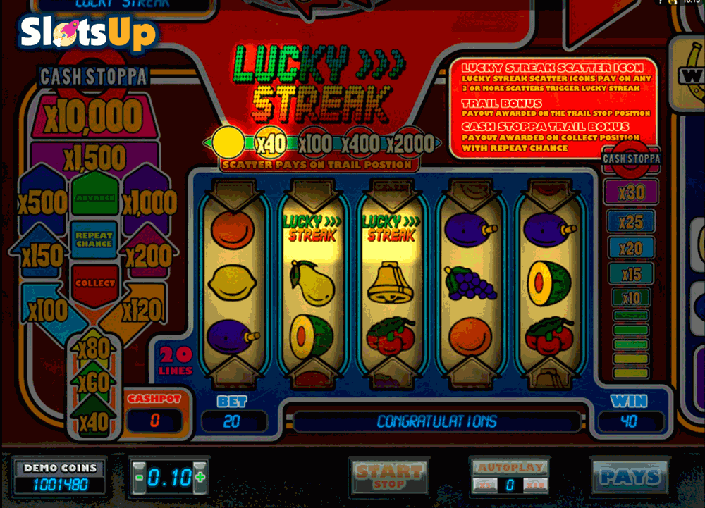 Virtual slot machine - 14659